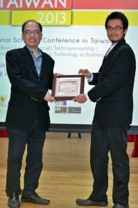 Keynote Speaker Chang-Ming Yang