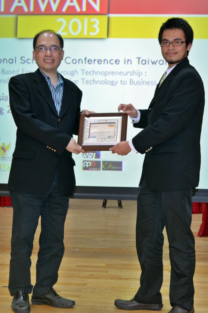 Keynote Chang-Ming Yang