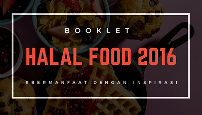 BOOKLET HALAL FOOD