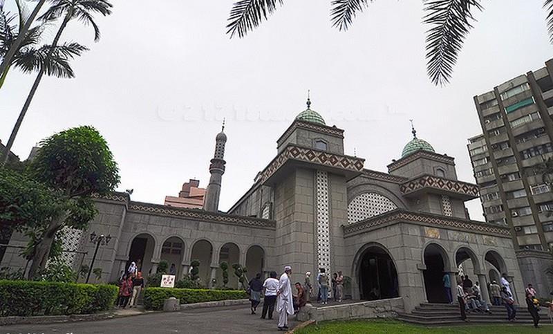 formmit taiwan masjid taipei