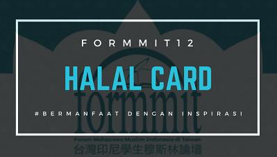 HALAL CARD